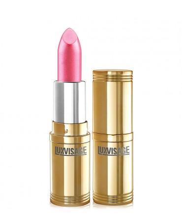 Lūpų dažai LUXVISAGE 4g Atspalvis – 5 ryškus perlamutrinis rožinis su šimmerių