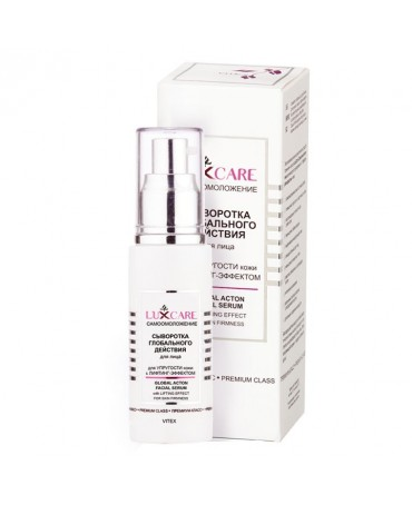 Lux Care GLOBALAUS POVEIKIO SERUMAS su LIFTING efektu 50ml